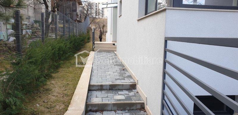 Inchiriem casa in cartierul Andrei Muresanu, gradina de 365 mp
