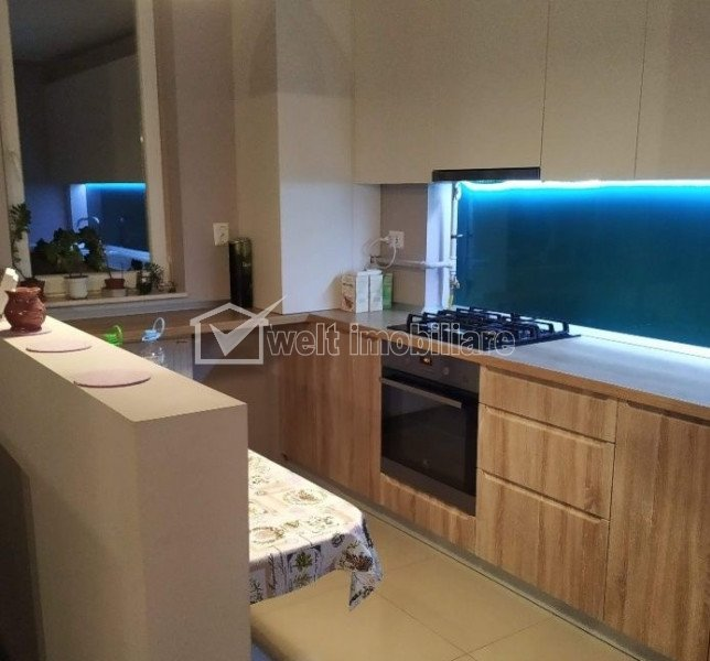 Apartament 2 camere superfinisat, ideal investitrie, zona Soporului