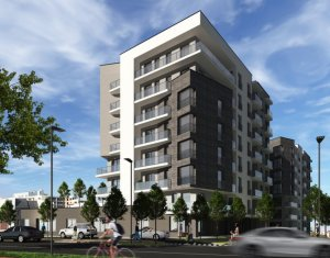 Apartament 2 camere, semidecomandat, zona C Turzii