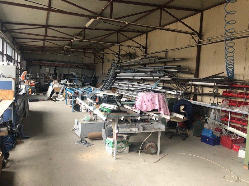 Hala/spatiu comercial 160 mp de inchiriat in Floresti, zona Somesului