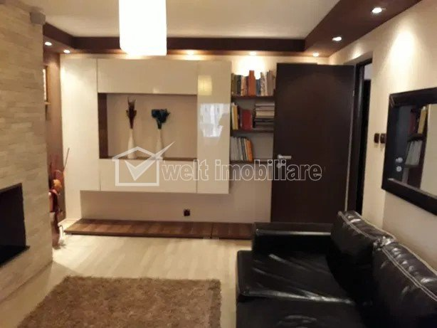 Apartament 3 camere, UMF - Zorilor, complet mobilat si utilat