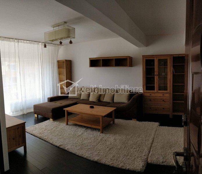 Inchiriere apartament cu doua camere, mobilat si utilat modern, strada Campului