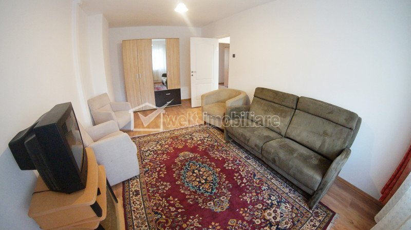 Apartment 4 rooms for rent in Cluj-napoca, zone Manastur