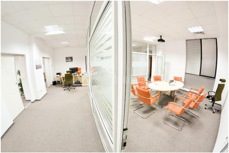 Inchiriere birou 88mp open space in Cladire Office, Dorobantilor