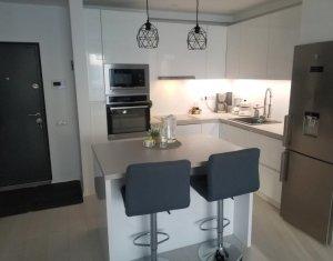 Apartament finisat, mobilat si utilat 68 mp, constructie nou, zona Vivo