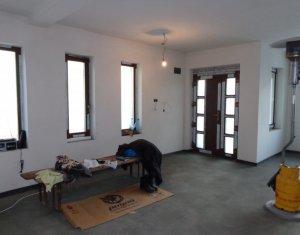 Casa noua cu 3 dormitoare, 2 garaje, 450 mp curte, Gheorgheni, Pta Cipariu 2 min