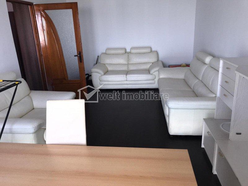 Inchiriere apartament 2 camere, decomandate, situate in Floresti, zona Florilor