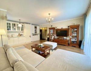 Vanzare apartament 3 camere, Marasti, finisat lux