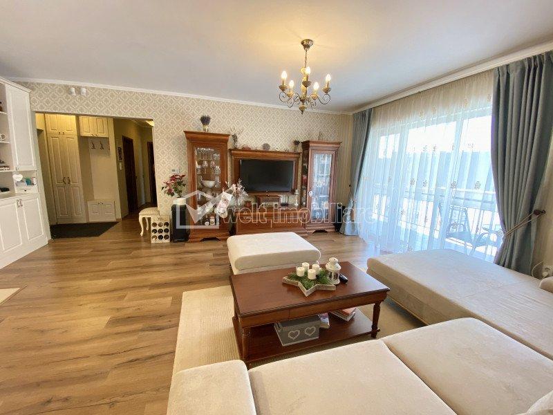 Appartement 3 chambres à vendre dans Cluj-napoca, zone Iris