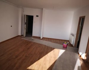 Apartament de vanzare, 2 camere, 54 mp, etaj 7 din 8, balcon, finisat, Marasti