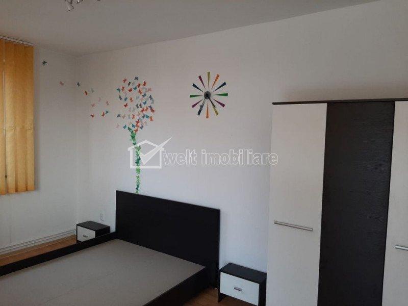 Inchiriere apartament 3 camere, 70 mp, terasa, mobilat si utilat, Zorilor