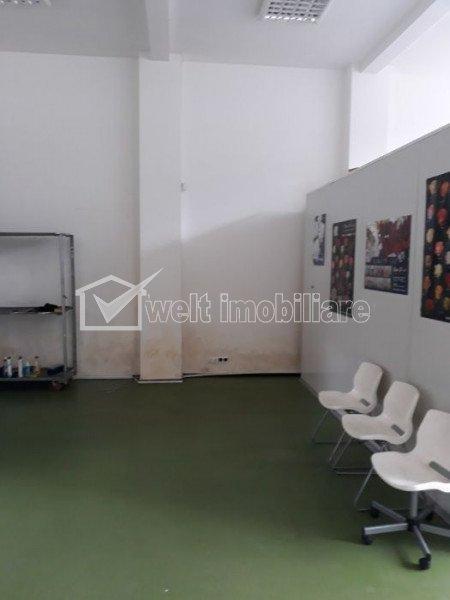 Üzlethelyiség kiadó on Cluj-napoca, Zóna Marasti