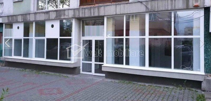 Spatiu comercial, Manastur, vitrina mare, SU 132mp