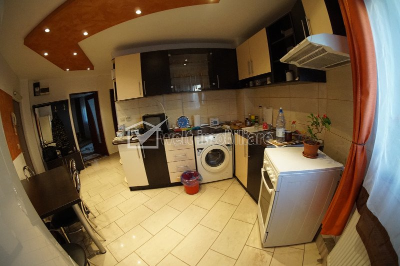 Inchiriere apartament cu 2 camere, Manastur, zona Kaufland, Campului