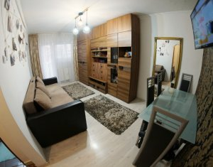 Apartament cu 1 camera 24 mp, balcon, beci, mobilat si utilat, Expo Transilvania