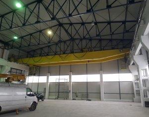 Ipari helyiség kiadó on Cluj-napoca, Zóna Someseni