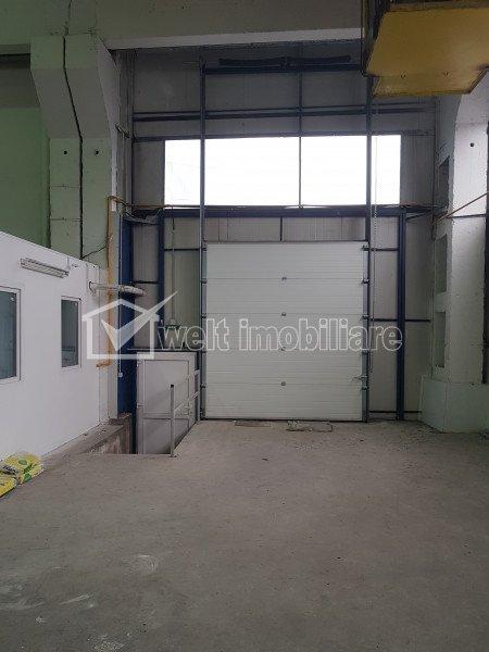 Inchiriere depozit/hala industriala in Someseni, 1250mp toate utilitatile