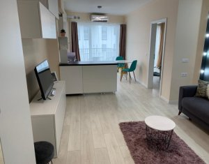 Apartament cu 2 camere,NOU 45 mp,posibilitate parcare,zona NTT DATA, THE OFFICE