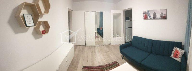Apartament cu 2 camere, totul nou, Manastur