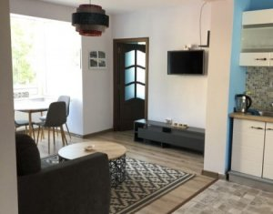 Apartament cu 3 camere, 60 mp, pet friendly, Centru