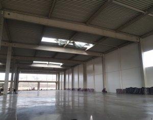 Espace Industriel à louer dans Cluj-napoca, zone Floresti