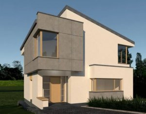 Casa individiala cu suprafata utila de 146 mp, 432 teren, la 4 km de Auchan Iris