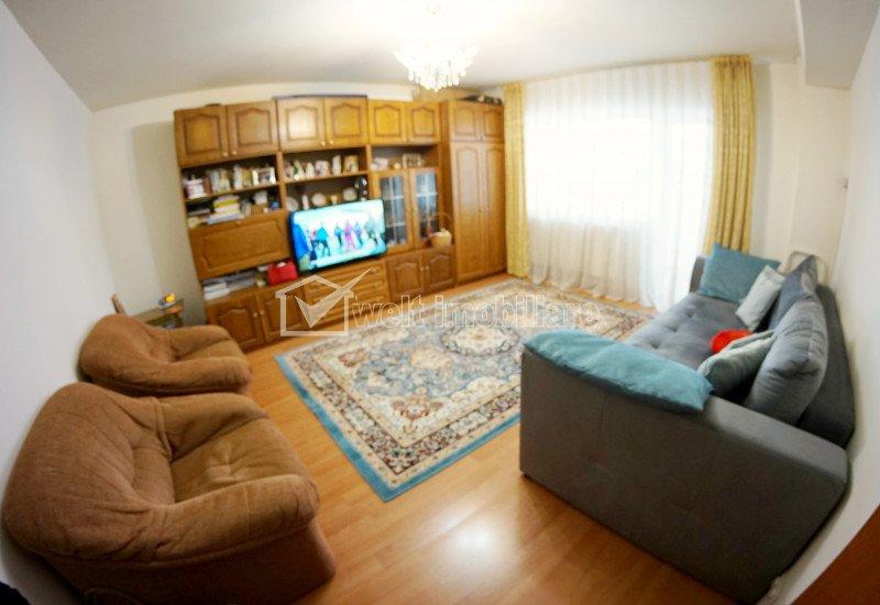Apartament cu 2 camere, 58 mp, debara si boxa, orientare vestica, The Office