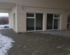 Üzlethelyiség kiadó on Cluj-napoca, Zóna Borhanci