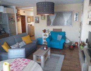 Apartament 3 camere, ultrafinisat, 60mp, parcare cu CF, Gheorgheni