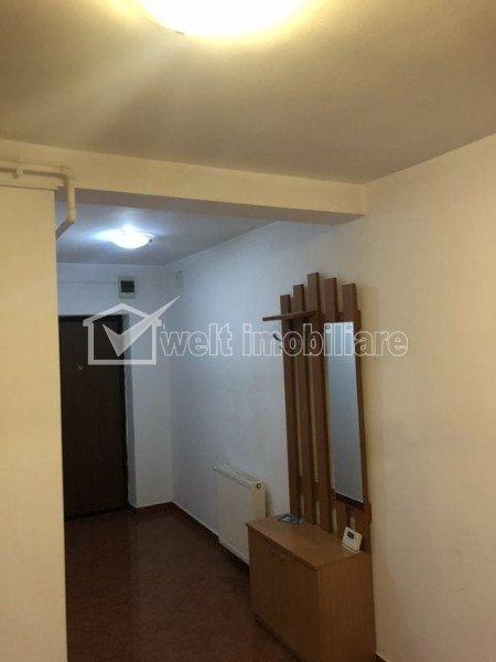 Vanzare apartament cu doua camere, mobilat si utilat complet, strada Florilor