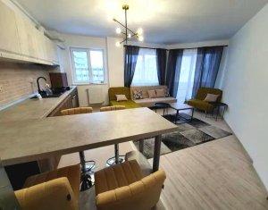 Apartament de lux cu 3 camere, etaj 3 din 7, balcon, garaj, Piata 1 Mai, Marasti