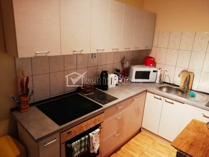 Apartament 4 camere, 85 mp, terasa 8 mp, etaj 8 din 9, zona Clujana