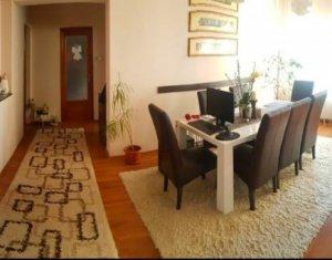 Apartament 4 camere, 2 bai, 2 balcoane, 110mp, parcare, finisat modern, Manastur