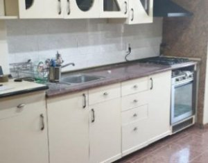 Apartament 3 camere, 64 mp, decomandat, 2 bai, balcon,  Manastur