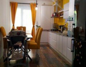 Apartament cu 3 camere, 67 mp, balcon, etaj 2 din 7, bloc nou, zona CaleaTurzii