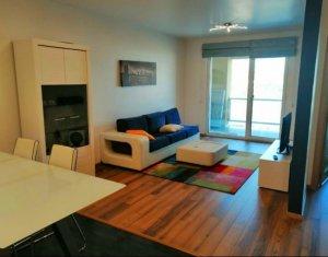 Apartament superb de vanzare, 2 camere, 52 mp, balcon, Platinia, Calea Manastur