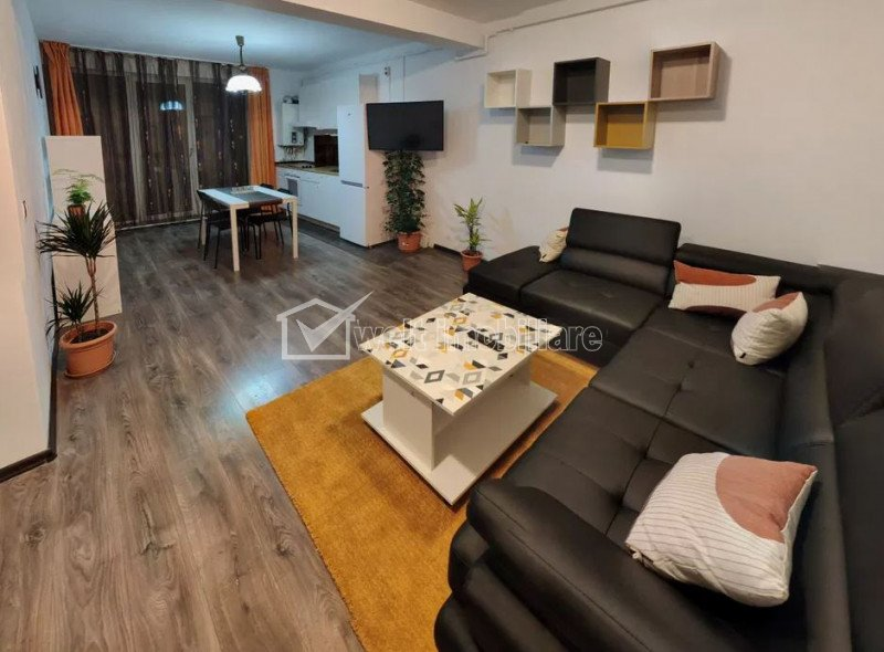 Apartament modern cu 2 camere, 47 mp, Marasti