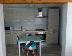 Inchiriere apartament la casa, 75mp, parcare, curte, Dambul Rotund
