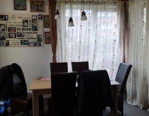 Vanzare apartament 4 camere, mobilat si utilat, centru Floresti