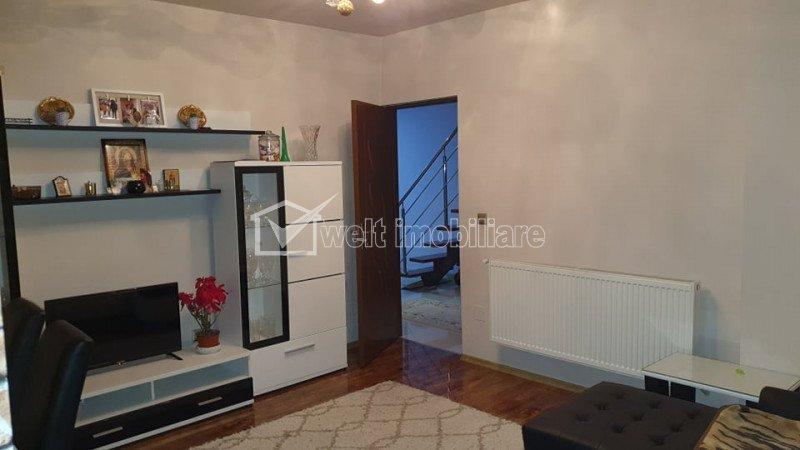 Vanzare apartament ultrafinisat, 4 camere, zona Primariei Floresti