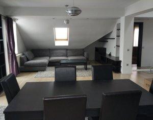 Apartament cu 3 camere, modern finisat, modern mobilat,Manastur, Campului