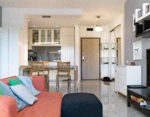 Oferta apartament 2 camere superfinisate in Platinia cu terasa superba de 50 mp