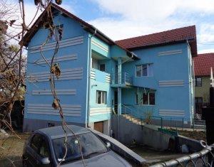 Investitie, casa 4 niveluri individual contorizate, Kaufland Manastur - USAMV