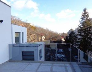 Apartament in duplex, Grigorescu, constructie noua, 119 mp utili, 130 mp terase