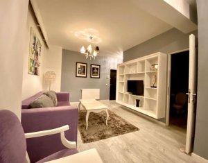 Apartament de inchiriat cu 2 camere decomandate, parcare, Marasti