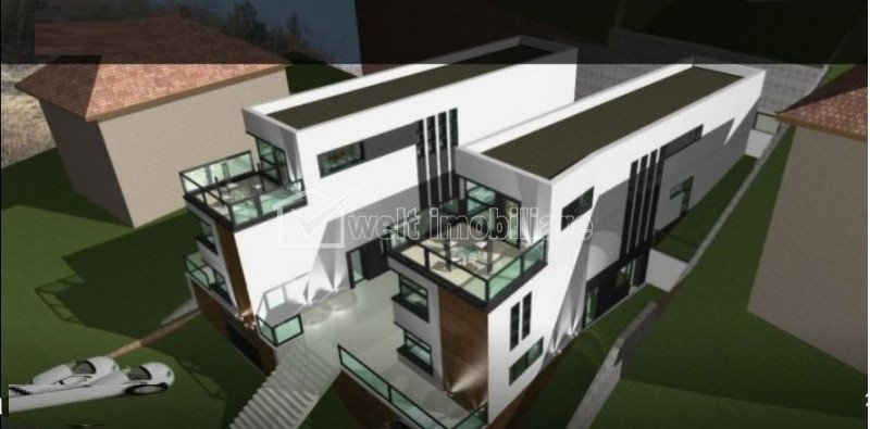 Apartament in duplex de vanzare, Grigorescu