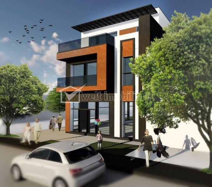 Constructie noua, 4 camere, 118,82mp utili, Intre Lacuri, aproape de Iulius Mall