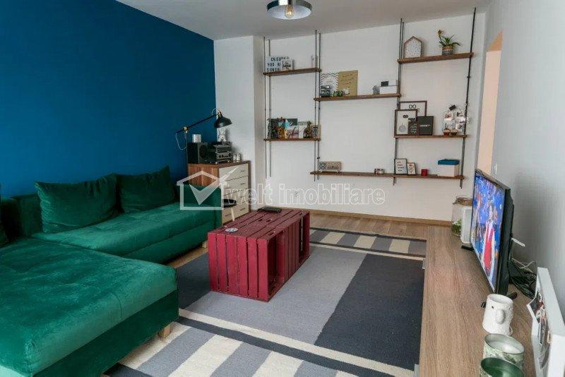 Apartament 3 camere, decomandat, superfinisat 2019, garaj caramida, boxa, Baciu