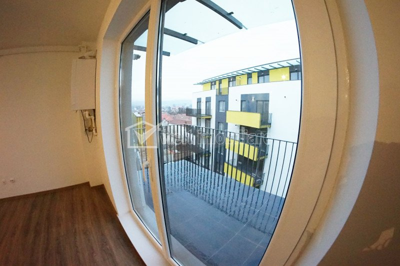Apartament cu 1 camera 40mp, balcon 10mp si parcare subterana, Mihai Viteazu