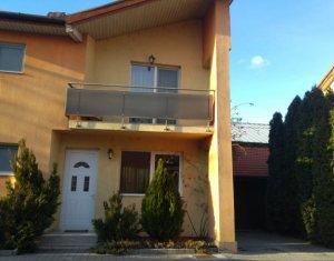 Casa inviduala 90mp, 3 dormitoare, in complex duplex-uri, Iris - Clujana